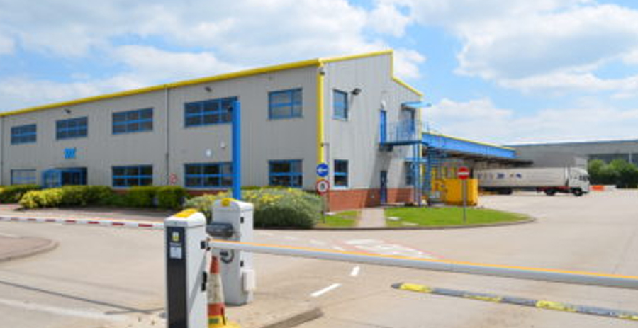 DX Distribution Warehouse, Harrington Way, Nuneaton, CV10 7SA