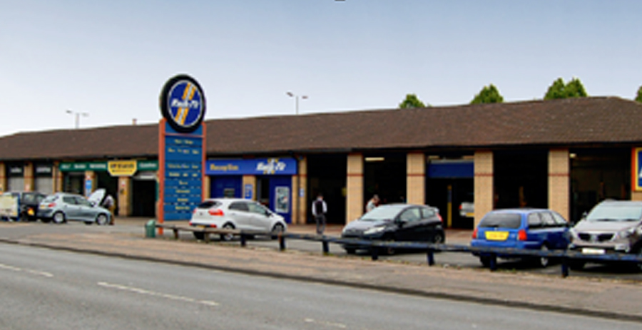 Kwik Fit, 1-3 Maskew Avenue