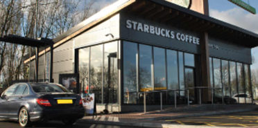 Starbucks Drive-Thru, Budbrooke Services, A46 Northbound, Warwick, CV35 8RH