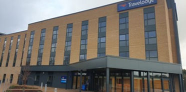 Travelodge Hotel & Costa Coffee Drive Thru, Harlequin Park, Emersons Green, Bristol