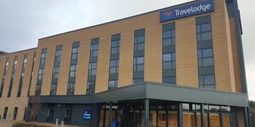 Travelodge Hotel & Costa Coffee Drive Thru, Harlequin Park, Emersons Green, Bristol, BS16 7FN